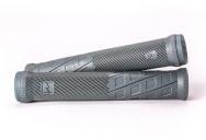 Грипсы Merritt  Cross-Check , цвет: Серый, Длина : 160мм, Фланцы: Нет