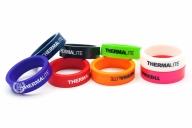 Вилка Stolen проставочные кольца, цвет: Фиолетовый, Диаметр оси: 10мм, Выбег: 0