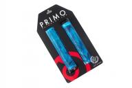 Грипсы Primo Mac, цвет: Сине-красный, Длина : 155