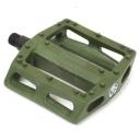 Педали Animal Rat Trap, цвет: Зелёный, Резьба: 9/16