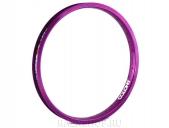 Обод Colony Contour, цвет: Фиолетовый, Кол-во спиц: 36, Шов: Сварной