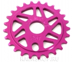 Звезда Simple Copenhagen, цвет: Фиолетовый, Кол-во зубьев: 25