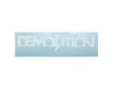 Demolition плоттерная, цвет: Белый,