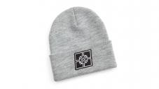 Шапка FitBikeCo Key Hat, цвет: Серый,