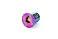 Вилка Colony Болт в вилку (М25), цвет: Oil Slick, Диаметр оси: М25х1.5мм, Выбег: 0