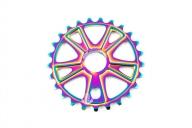 Звезда Colony Metria , цвет: Oil Slick, Кол-во зубьев: 25 зубов