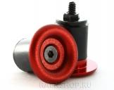 Баренды Stolen Vortex BarPlugz, цвет: Красный, Материал : Алюминий