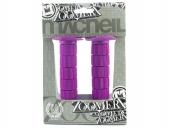Грипсы Macneil Zoomer, цвет: Фиолетовый, Длина : 143
