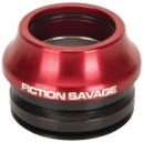 Рулевая Fiction Savage, цвет: Красный,