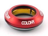Рулевая Colony Headset, цвет: Красный,