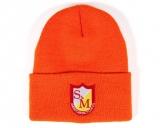 Шапка S & M SHIELD , цвет: Оранжевый,