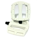 Педали Merritt  P1 pedals, цвет: Белый, Резьба: 9/16