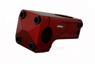 Вынос FlyBikes Potencia, цвет: Красный, Длинна: 45, Подъём: 5, Загрузка: FrontLoad