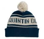 Шапка Quintin Mercer, цвет: Синий,