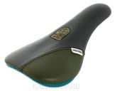 Седло Macneil SL Vinil, цвет: Аква, Форма: Slim, Крепление: Pivotal