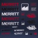 Merritt  Sticker pack, превью дополнительнаой фотографии 3