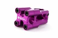 Вынос Snafu Splitter, цвет: Фиолетовый, Длинна: 50мм, Подъём: 20, Загрузка: FrontLoad