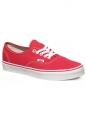 Кеды Vans Authentic, цвет: Красный, Размер: 10