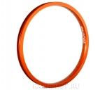 Обод Proper Magnalite, цвет: Оранжевый, Кол-во спиц: 36, Шов: Сварной