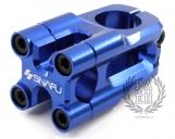 Вынос Snafu Splitter, цвет: Синий, Длинна: 50, Подъём: 20, Загрузка: FrontLoad