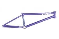 Рама Cult AK OS V3, цвет: Синий, Ростовка: 21, Каретка: MID, Длина перьев: 13.55, Стэндовер : 8.75