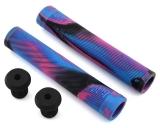Грипсы Division Sierra, цвет: Mix Color, Длина : 160мм, Фланцы: Нет