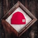 Шапка HHX   Б4 , цвет: Красный,