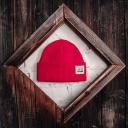Шапка ННХ   Б4 , цвет: Красный,