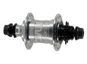 Задняя втулка Macneil Rockford (freecoaster), цвет: Хром, Сторона: RHD, Кол-во спиц: 36, Драйвер: 9 зубов, Крепление : на болтах
