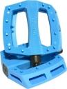Педали Merritt  P1 pedals, цвет: Голубой, Резьба: 9/16