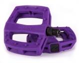Педали Merritt  P1 pedals, цвет: Фиолетовый, Резьба: 9/16