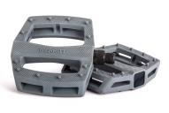 Педали Merritt  P1 pedals, цвет: Серый, Резьба: 9/16