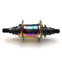 Задняя втулка Primo Freemix PRO Guards, цвет: Oil Slick, Сторона: LHD, Кол-во спиц: 36, Драйвер: 9 зубов, Крепление : ось 14мм