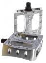 Педали Primo Magnesium Tenderizer, цвет: Серебряный, Резьба: 9/16