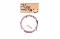 Тормоз Proper Тросик, цвет: Коричневый, Размер: 0