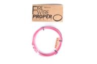 Тормоз Proper Тросик, цвет: Розовый, Размер: 0