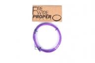 Тормоз Proper Тросик, цвет: Фиолетовый, Размер: 0
