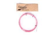 Тормоз Simple Тросик, цвет: Розовый, Размер: 0