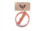 Тормоз Stolen Тросик, цвет: Оранжевый, Размер: 0