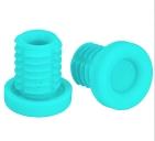 Баренды Stolen Vortex BarPlugz Пластик, цвет: Бирюзовый, Материал : пластик