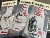 Merritt  Sticker pack, превью дополнительнаой фотографии 2