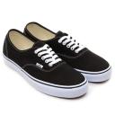 Кеды Vans Authentic, цвет: Чёрно-Белый, Размер: 11