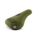 Седло Cult Dak Pivotal, цвет: Зелёный, Форма: Fat, Крепление: pivotal