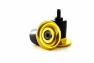 Баренды Stolen Vortex BarPlugz, цвет: Золотой, Материал : Алюминий