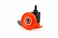 Баренды Stolen Vortex BarPlugz, цвет: Оранжевый, Материал : Алюминий